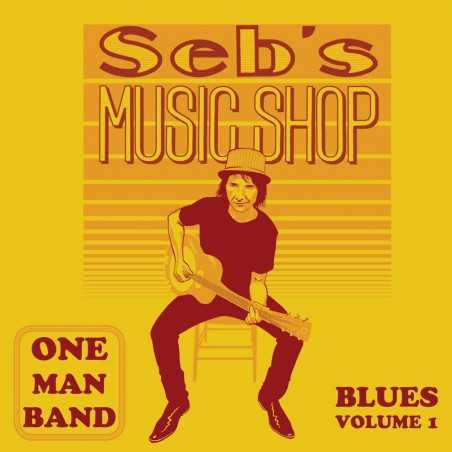 Séb's music shop LP volume 1