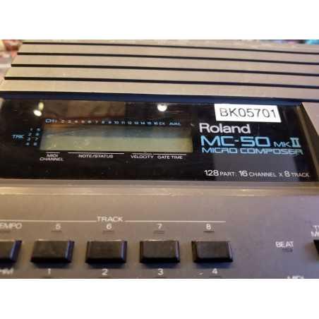 Roland MC-50 MKII Micro Composer Sequencer