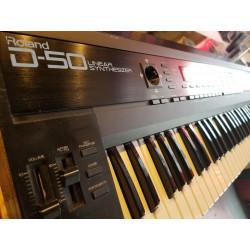 Synthétiseur Roland D-50
