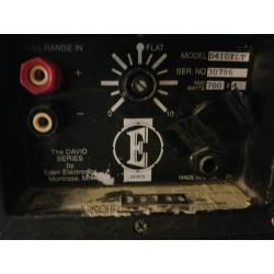 David Eden D410XLT - Bass Cab