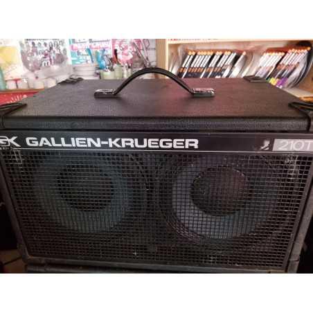 Gallien Krueger 210T - Cabinet de basse