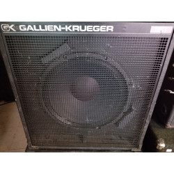 Gallien Krueger 115T - Cabinet de basse