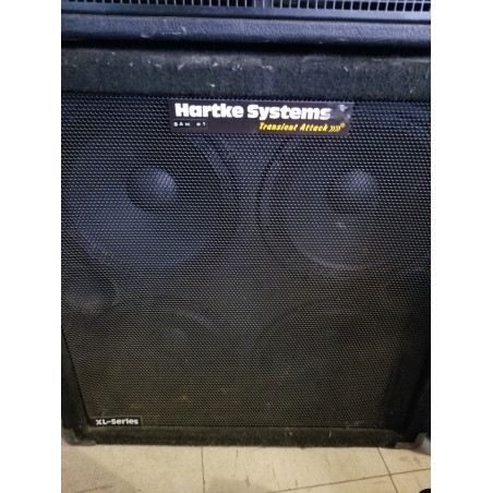 Hartke Systems XL-Series 410 - Cabinet de basse reconditionné