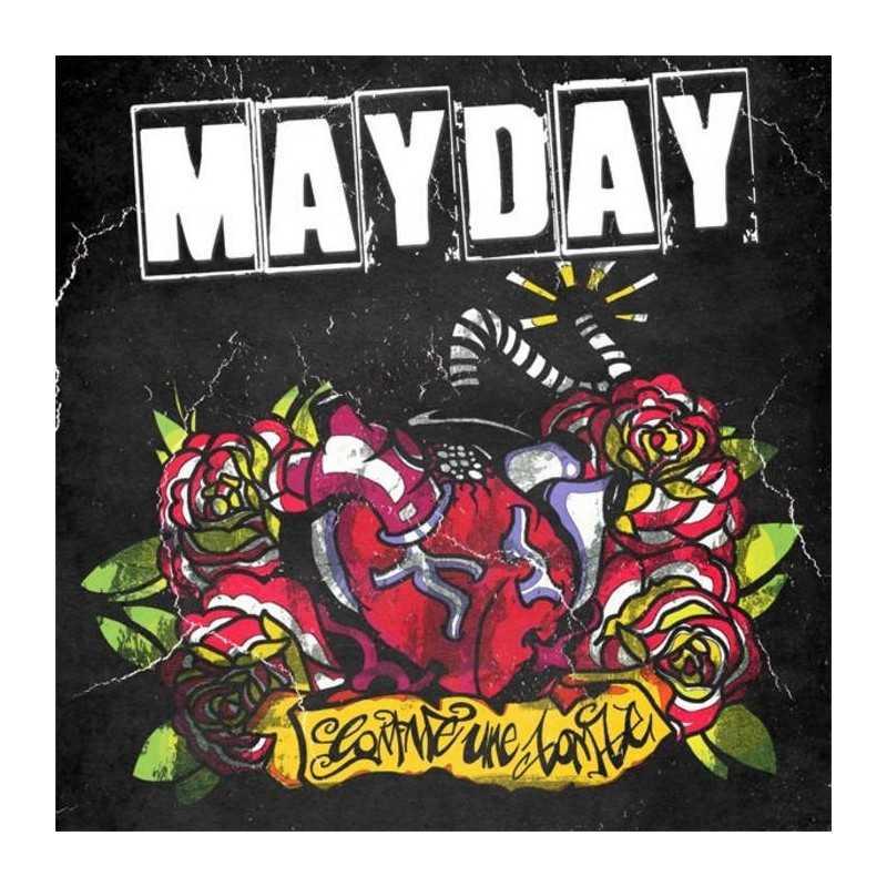 Mayday - Comme une bombe - LP Vinyl