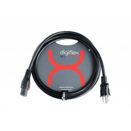 Digiflex - Câble d'alimentation IEC 5 pieds