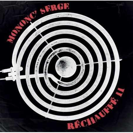 Mononc' Serge - Réchauffé II - CD