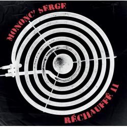 Mononc' Serge - Réchauffé II - LP Vinyle