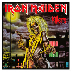Iron Maiden - Killers - LP Vinyle