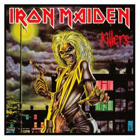 Iron Maiden - Killers - LP Vinyle