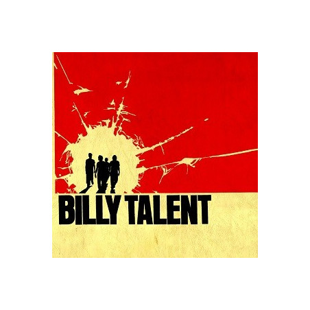Billy Talent - Éponyme - LP Vinyle