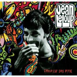 Jean Leloup - L'amour est sans pitié - LP Vinyle