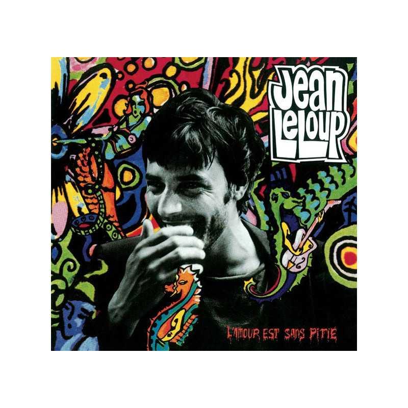 Jean Leloup - L'amour est sans pitié - LP Vinyl