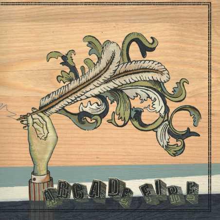 Arcade Fire - Funeral - LP Vinyle