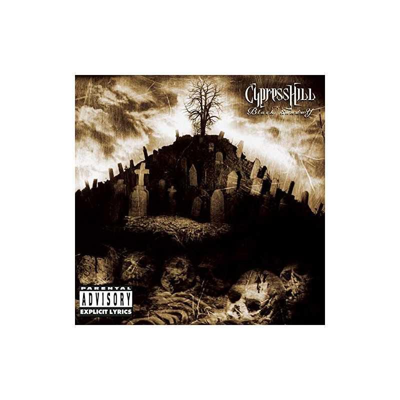 Cypress Hill - Black Sunday - Double LP Vinyle