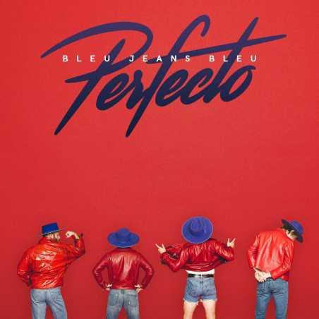 Bleu Jeans Bleu - Perfecto - LP Vinyle