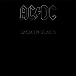 AC/DC - Back in Black - LP Vinyle