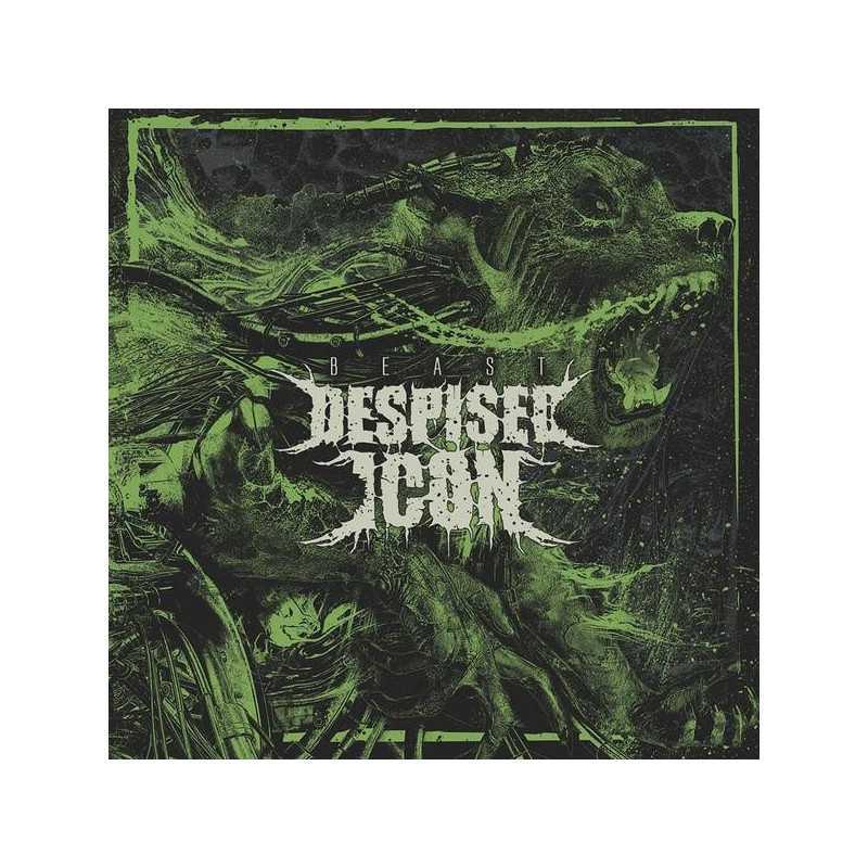 Despised Icon - Beast - LP Vinyle