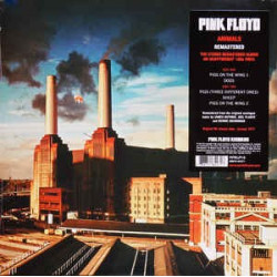 Pink Floyd - Animals - LP Vinyle