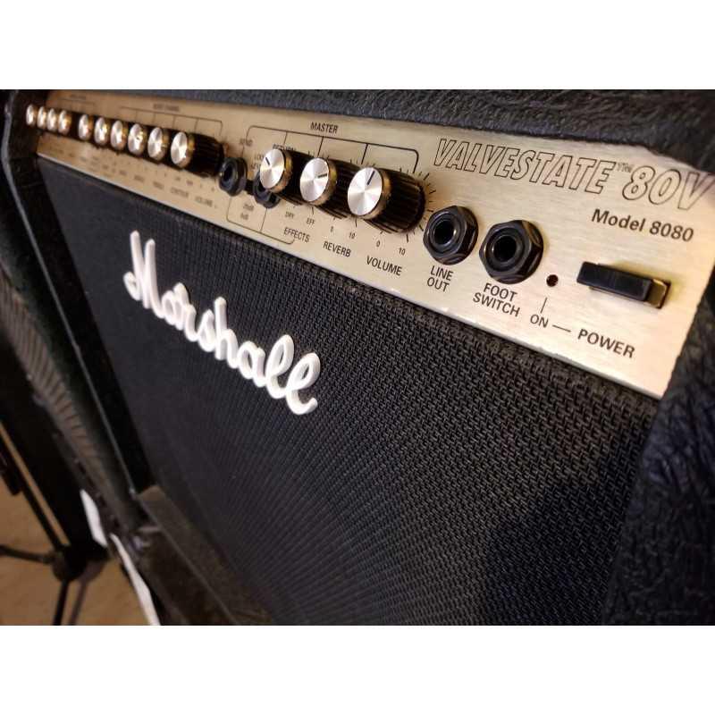 Marshall Valvestate 80V - Amplificateur combo pour guitare