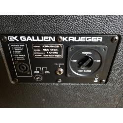 Gallien Krueger NEO410 - Bass Cab