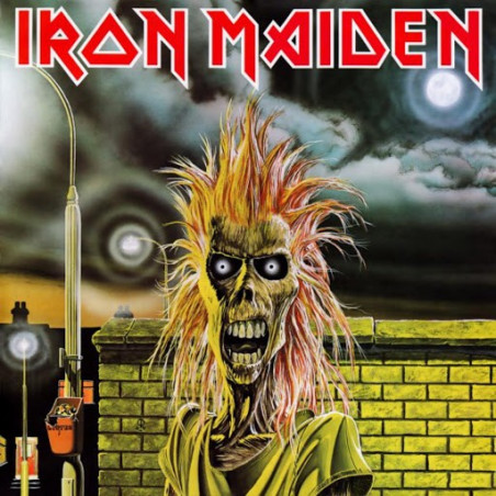 Iron Maiden - Iron maiden LP