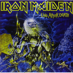 Iron Maiden - Live After Death - Double LP Vinyle