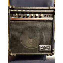 Ross RG 10 - Amplificateur combo pour guitare