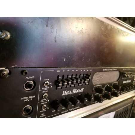 Mesa Boogie Basis M-2000 - Tête pour amplificateur de basse