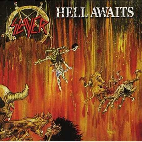 Slayer - Hell Awaits - LP Vinyl
