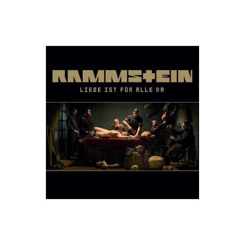 Rammstein - Liebe Ist Für Alle Da - Double LP Vinyl