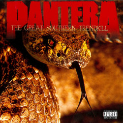 Pantera - The Great Southern Trendkill - Double LP Vinyle