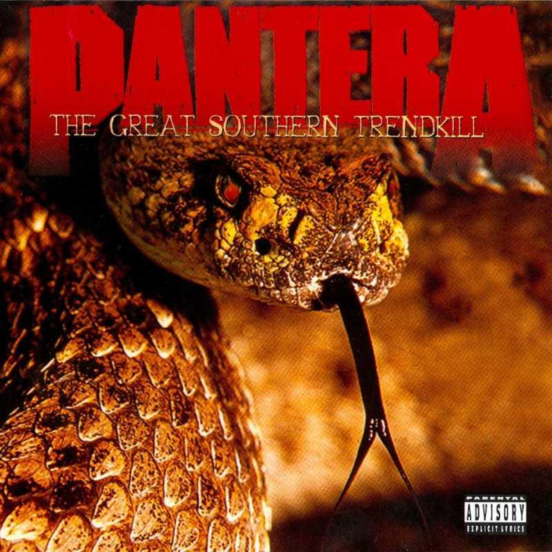 Pantera - The Great Southern Trendkill - Double LP Vinyl