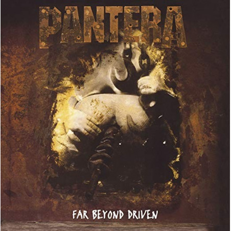 Pantera - Far Beyond Driven - Double LP Vinyl