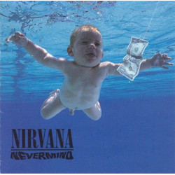 Nirvana - Nevermind - LP Vinyle