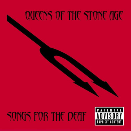 Queens of the Stone Age - Songs for the Deaf - Double LP Vinyl