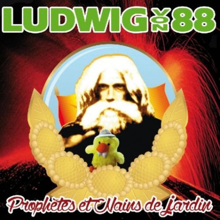 Ludwig Von 88 - Prophètes et nains de jardin - Double LP Vinyl