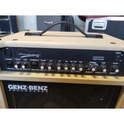 Genz Benz Shenandeah Jr - Amplificateur combo pour guitare acoustique