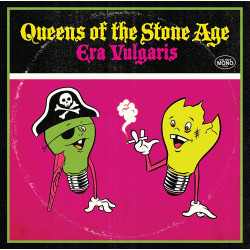 Queens of the Stone Age - Era Vulgaris - LP Vinyle