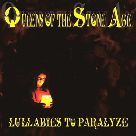 Queens of the Stone Age - Lullabies To Paralyze - Double LP Vinyl