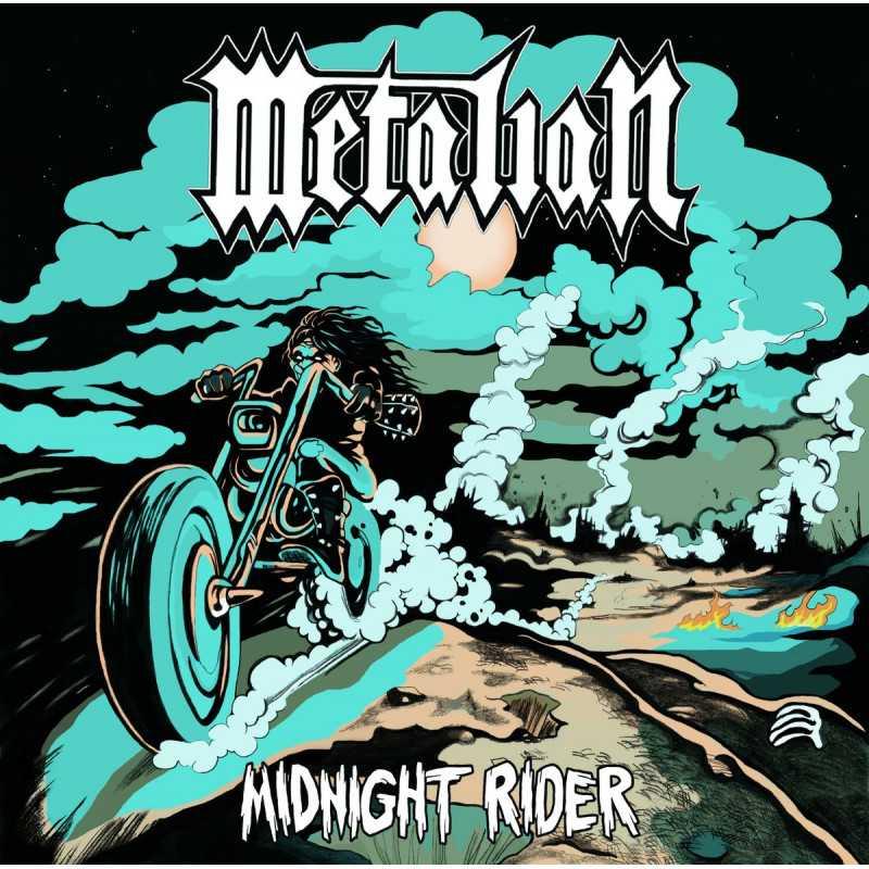 Metalian - Midnight Rider - LP Vinyle
