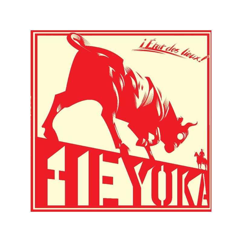 Heyoka - État des lieux - LP Vinyl