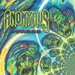 Anonymus - Stress - CD