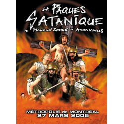 La Pâques Satanique - DVD - Special promo with other purchase