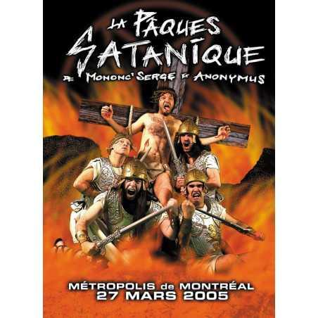 La Pâques Satanique - DVD - Promo avec autre achat