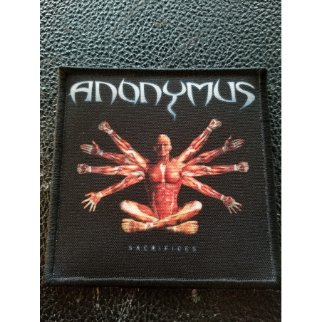 Anonymus - Sacrifices - Patch 5x5