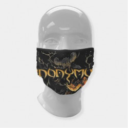 Anonymus - Masque en tissus - La Bestia