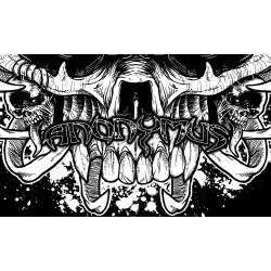 Anonymus - Masque en tissus - Skull