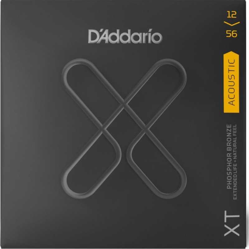 D'addario XT Set Acous Phos BRZ Medium 12-56