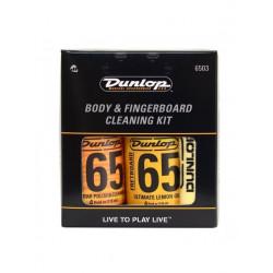 Jim Dunlop JD6503 Body & fingerbd. Cleaning Kit