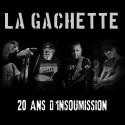 La Gachette - 20 ans d'insoumission - LP Vinyle